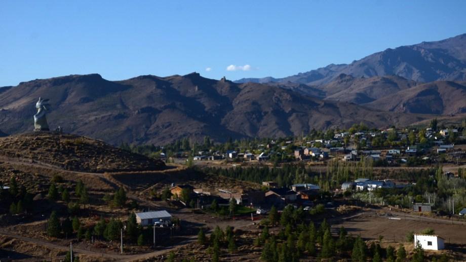 La reunión motivada por la falta de precipitaciones tuvo lugar en Andacollo, una de las localidades del norte de Neuquén. Foto: Archivo Matías Subat