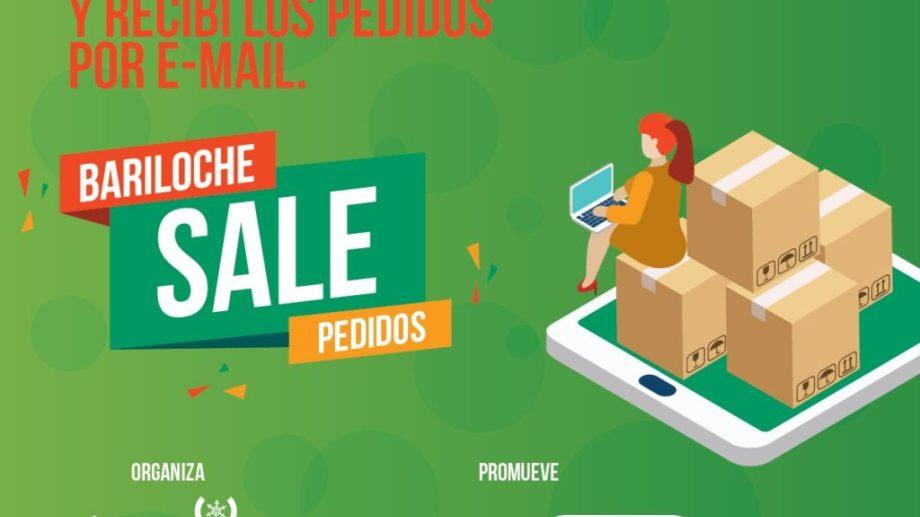 La plataforma fue desarrollada por la Cámara de Comercio de Bariloche. Foto: gentileza