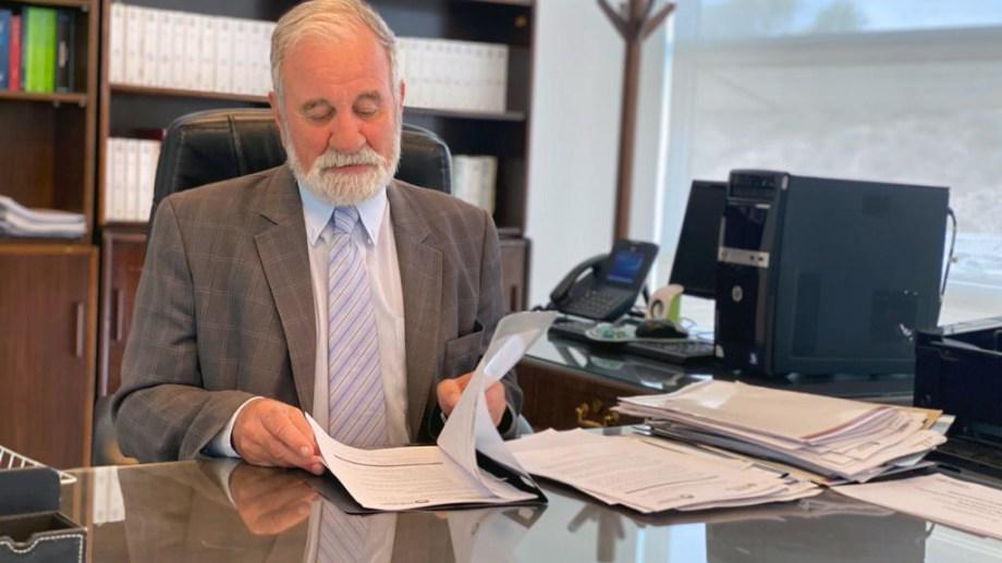 Ricardo Cancela espera la audiencia por el caso testigo de la ley de prisión preventiva. (Archivo)