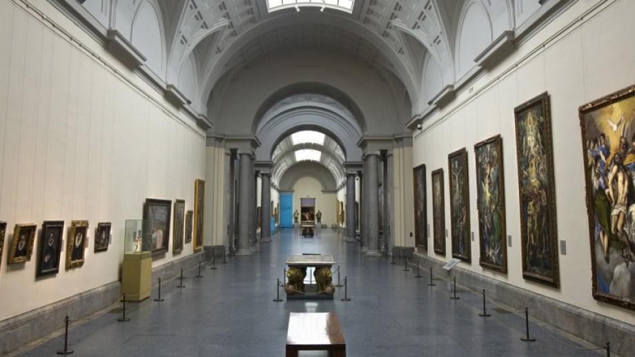 El Museo Nacional del Padro, en Madrid, tiene una importante colección para conocer de manera virtual. gentileza