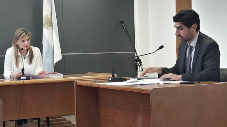 La jueza Romina Martini homologó el acuerdo que presentó el fiscal Tomás Soto para resolver el conflicto. (Foto archivo)