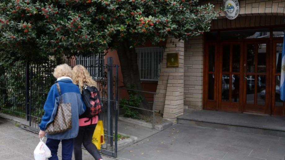 El Juzgado Federal de Bariloche está a cargo de un subrogante desde agosto de 2019, cuando renunció el juez Leonidas Moldes. Archivo