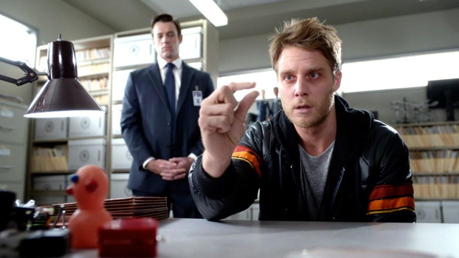 """""""Limitless"""", un thriller de ciencia ficción donde se cruzan las drogas con cuestiones policíacas."""