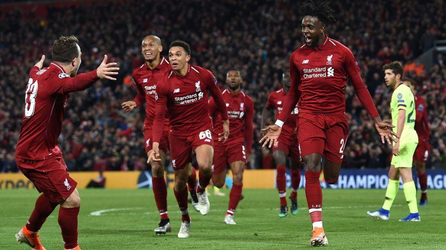El Liverpool necesita dos victorias para consagrarse campeón de la temporada 2019/20.