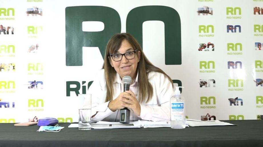 La secretaria de Políticas Públicas de Salud de la provincia recordó que en Bariloche hubo casi 80 personas contagiadas. (Foto archivo)