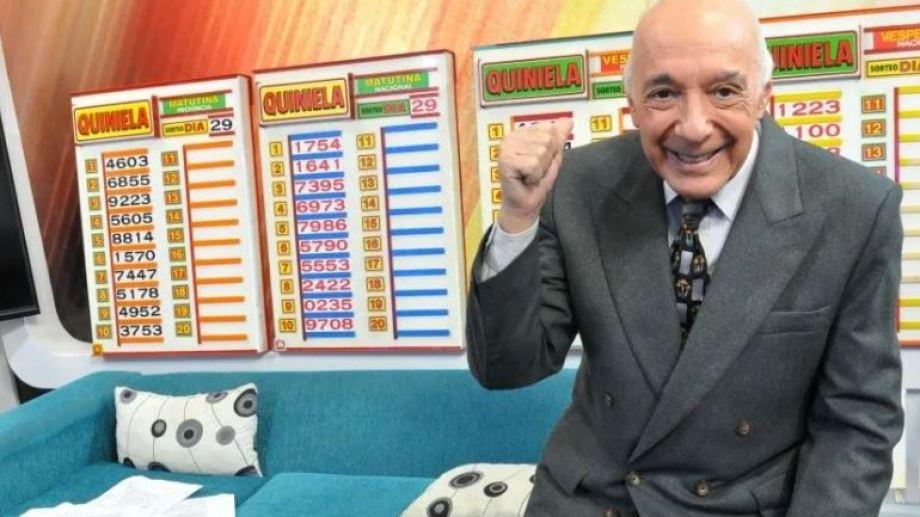Riverito cumple hoy su número favorito: ¡ochenta y ocho! años. Foto gentileza.