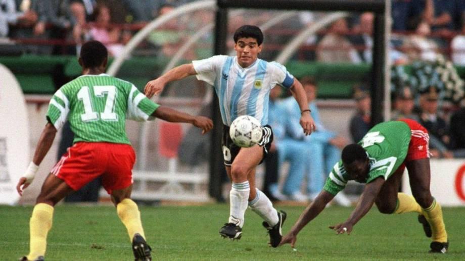 La derrota con Camerún fue uno de los batacazos más grandes de la historia de los mundiales.