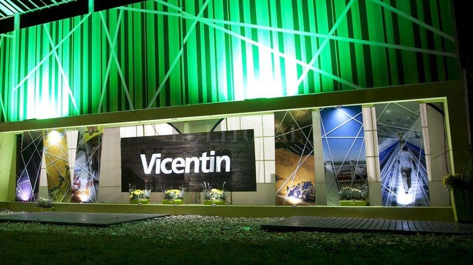 Vicentin fue el centro de la agenda informativa por la intervención del Gobierno. (Gentileza).-