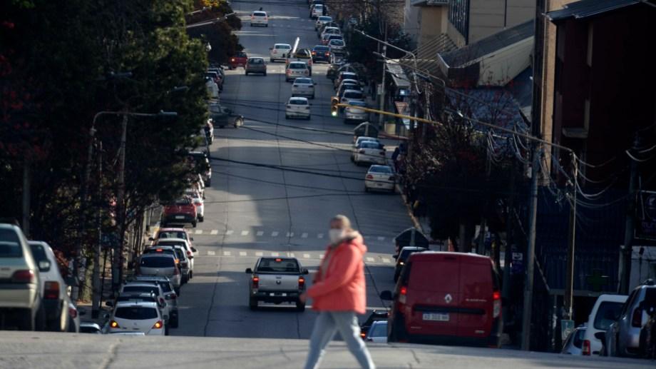 Bariloche ya está en condiciones de pasar a la etapa de Distanciamiento Social Obligatorio. Foto: archivo