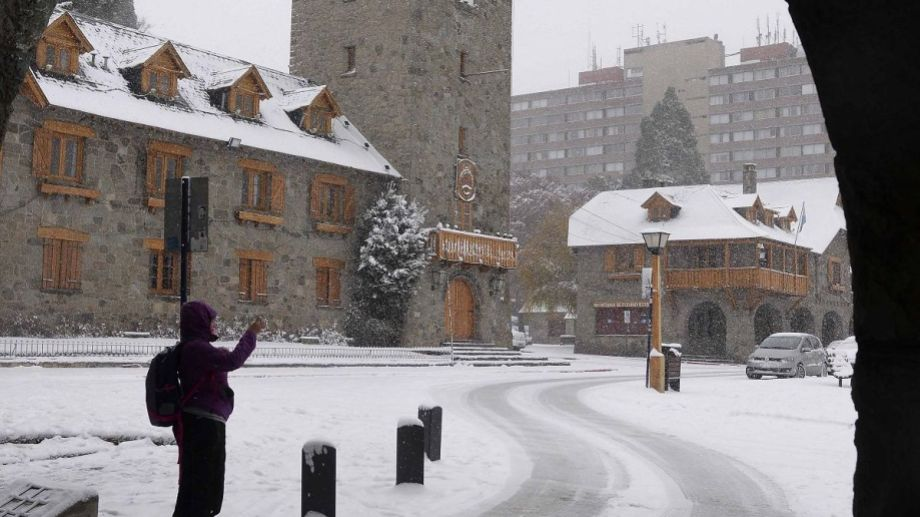 El sector empresario de Bariloche no acuerda con el nuevo plan de turismo que impulsa Nación. Foto: Archivo