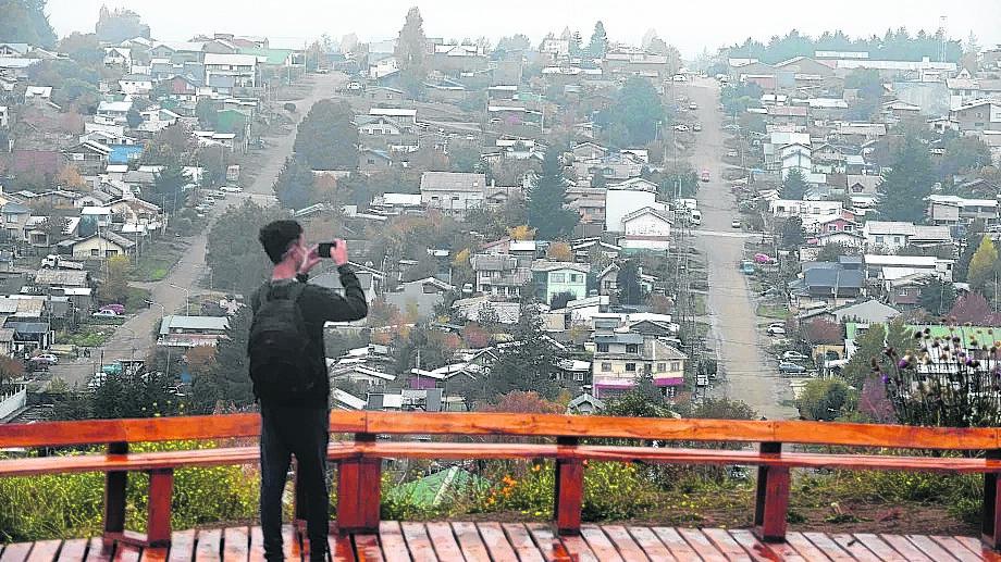 Una imagen de la ciudad cuando la cuarentena ya había vaciado de gente los puntos turísticos. Foto: Alfredo Leiva
