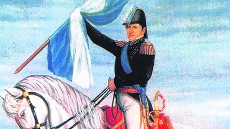 Belgrano y la bandera