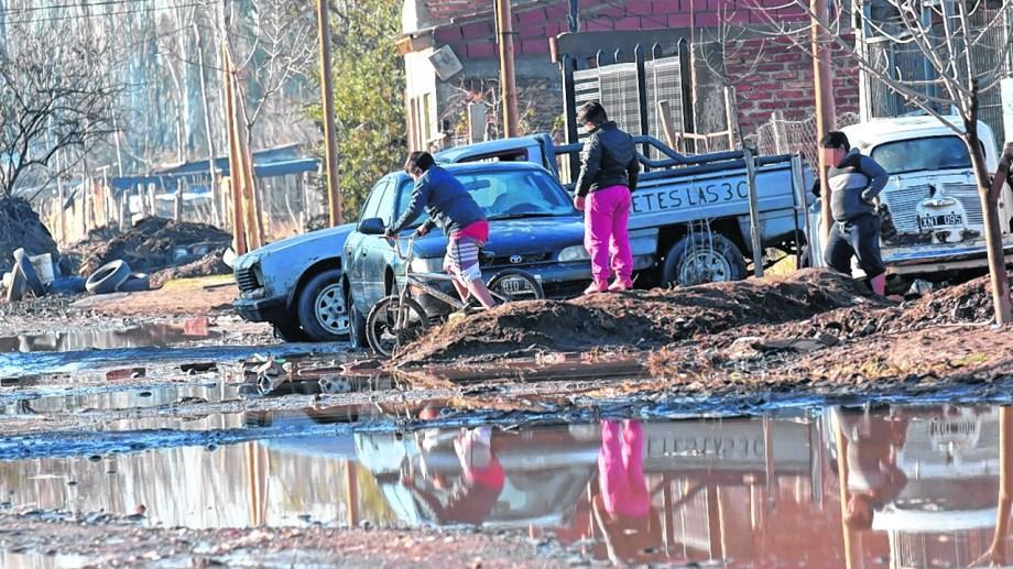 Inundaciones. Unas de las problemáticas del sector