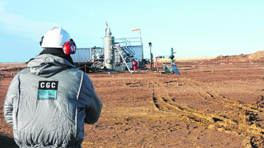 La petrolera cuenta con un importante desarrollo de tight gas en la Cuenca Austral.