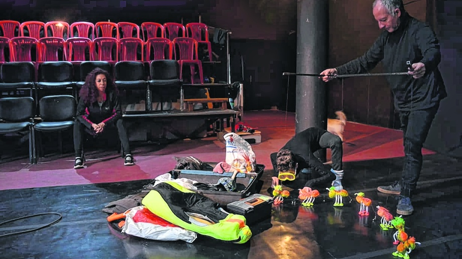 Deriva Teatro tiene una gran oferta de obras para disfrutar en estas vacaciones.