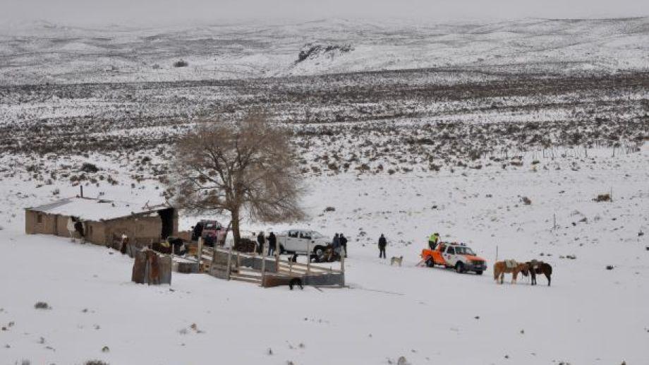 Unos 35 pobladores viven dispersos en el paraje El Chaiful. (Foto: José Mellado)