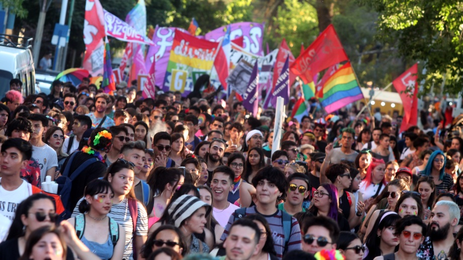 Las nuevas generaciones demandan inclusión, además del respeto por la diversidad. Foto Oscar Livera.