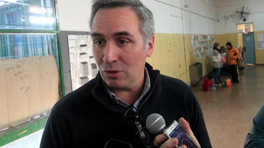 Sánchez fue denunciado por sus expresiones misóginas. Foto archivo: Oscar Livera