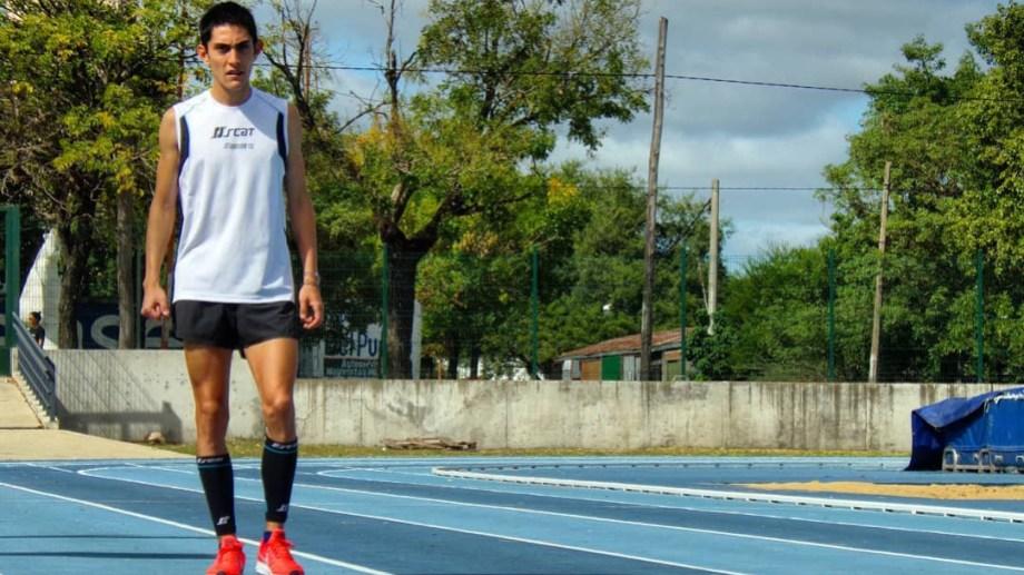 Atletas de Cipolletti están a un paso de perder años de entrenamiento para competir en el alto rendimiento. (Foto gentileza)