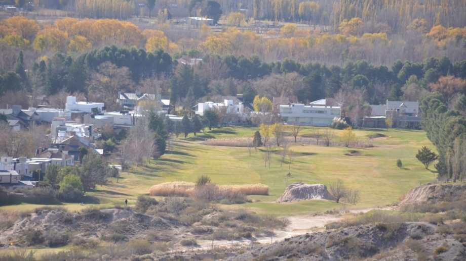 Al barrio privado Rincón Club de Campo se le reclaman 8 hectáreas. (Foto Yamil Regules)