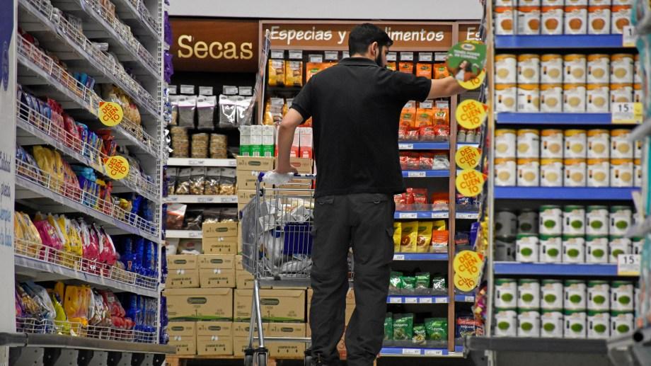 La gente modificó sus hábitos de compra durante la cuarentena. Foto: archivo Florencia Salto