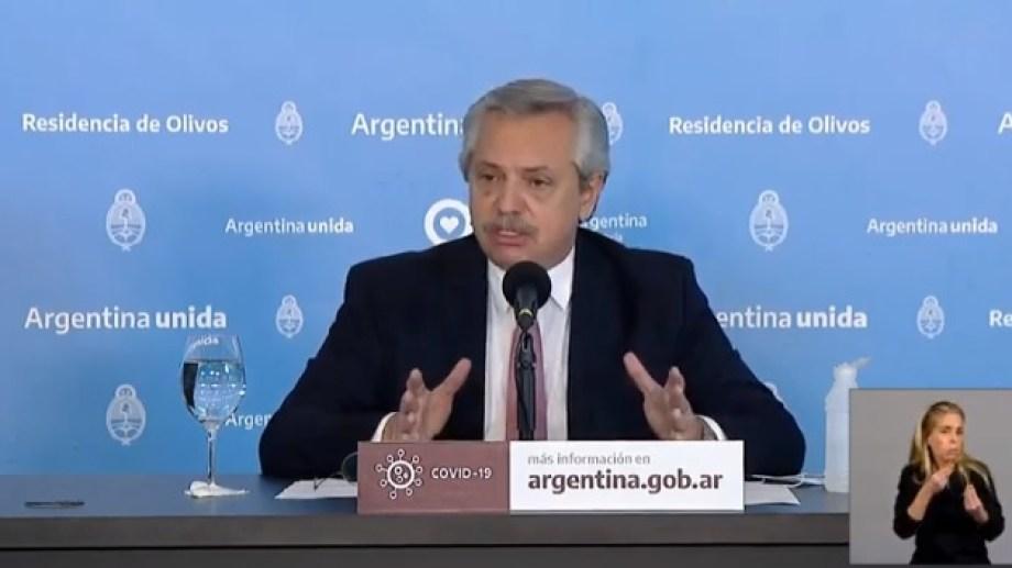 El presidente Alberto Fernández dará su primer discurso ante la ONU.