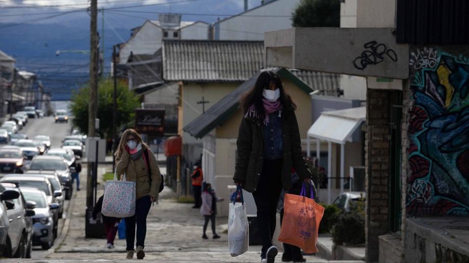 La cantidad de personas contagiadas se disparó estos días en Bariloche. (foto archivo)