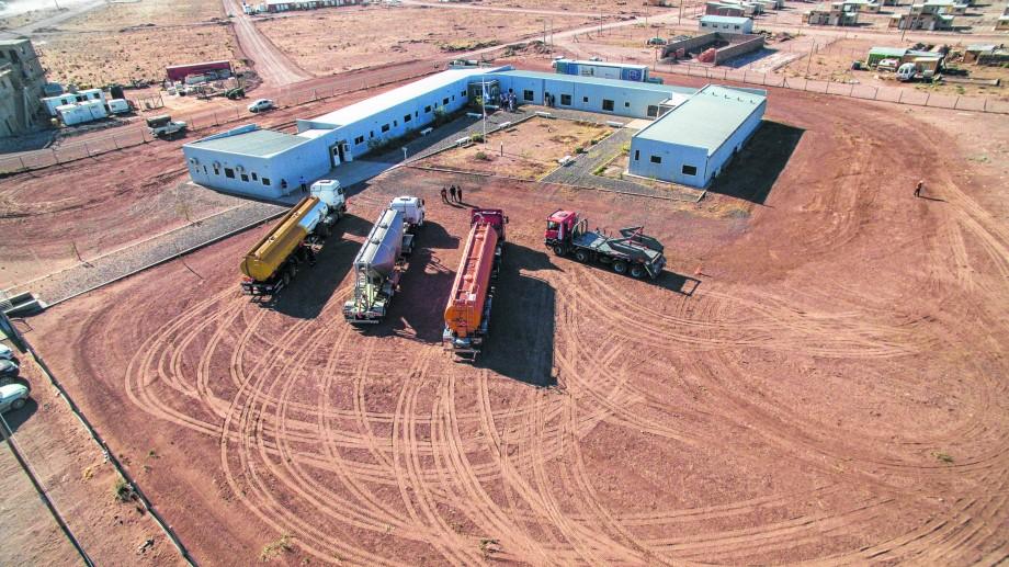 El curso de conductor de camiones de cargas es una de las capacitaciones que tuvo la mayor demanda en este año.