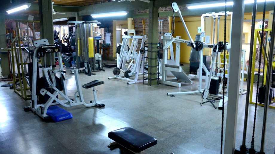 Los gimnasios ya abrieron en varias ciudades de Río negro. Ahora es el turno de Bariloche. Foto archivo Marcelo Ochoa