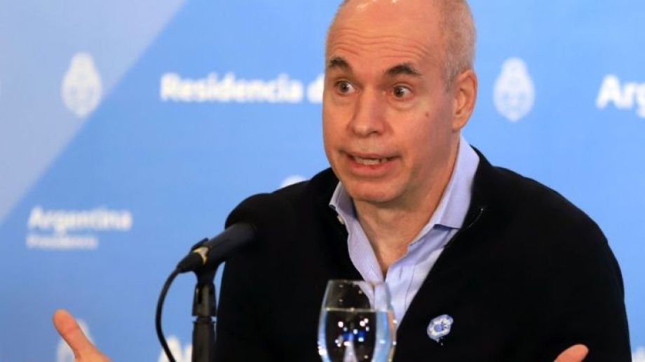 El jefe de Gobierno porteño planteó una clara intención política del gobierno nacional.
