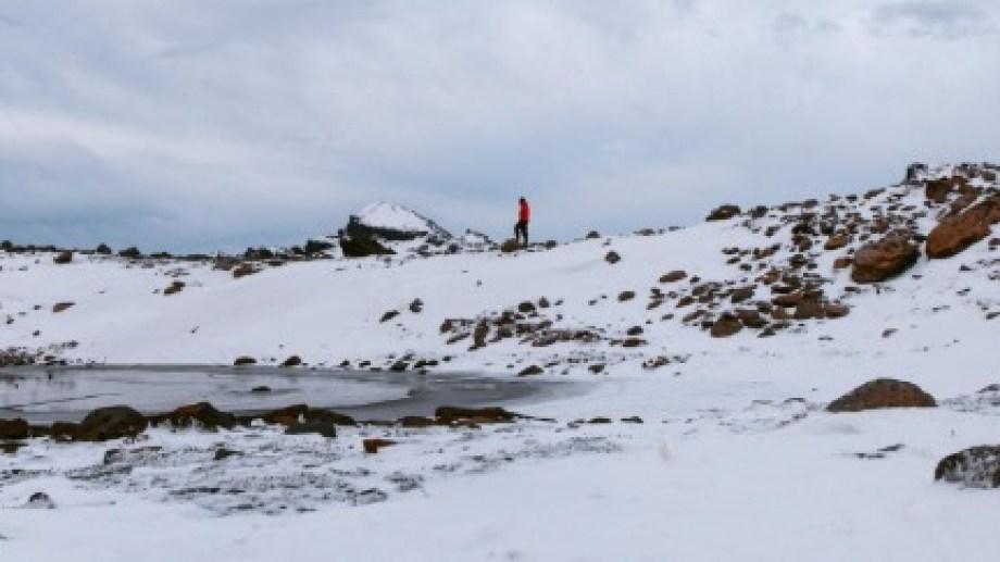 Las excursiones por la zona no están habilitadas. (FOTO: Gentileza FM de la Montaña)