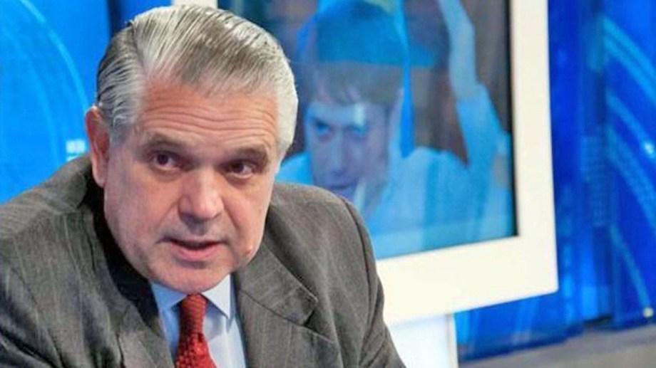 Ricardeo López Murphy, precandidato de Juntos por el Cambio a diputado nacional por la Ciudad de Buenos Aires.