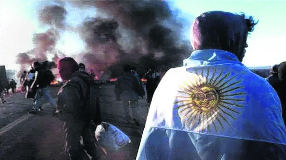 Hoy se cumplen 24 años del inicio de la primera protesta social de importancia que hubo en la década del 90