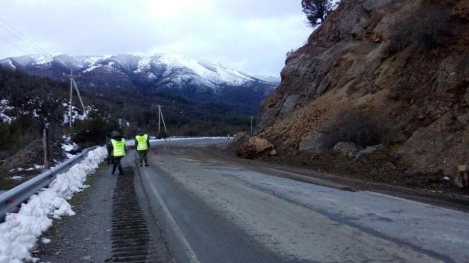 El invierno en la Patagonia norte también se prevé que sea más seco.