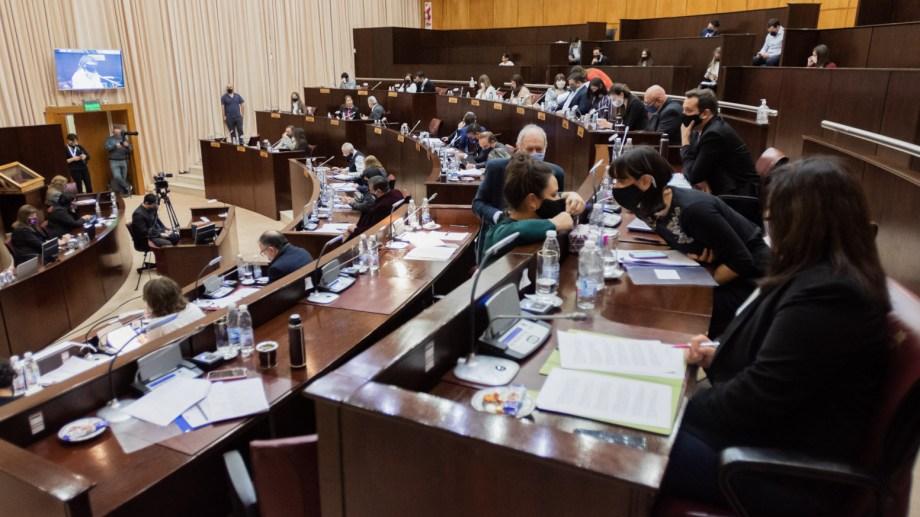 Legislatura de Neuquén. Foto: Archivo.