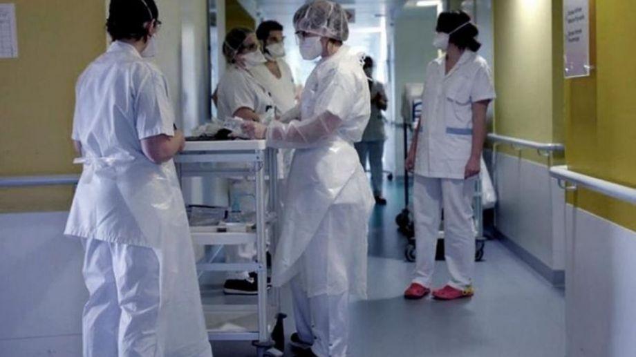 El personal de Salud se encuentra realizando tareas 24 por 7.-