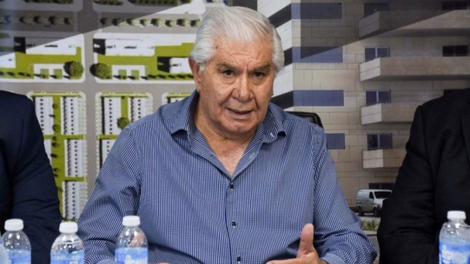 Guillermo Pereyra acusó a Peláez de atacar al MPN para poder postularse sin internas. (foto: Archivo)