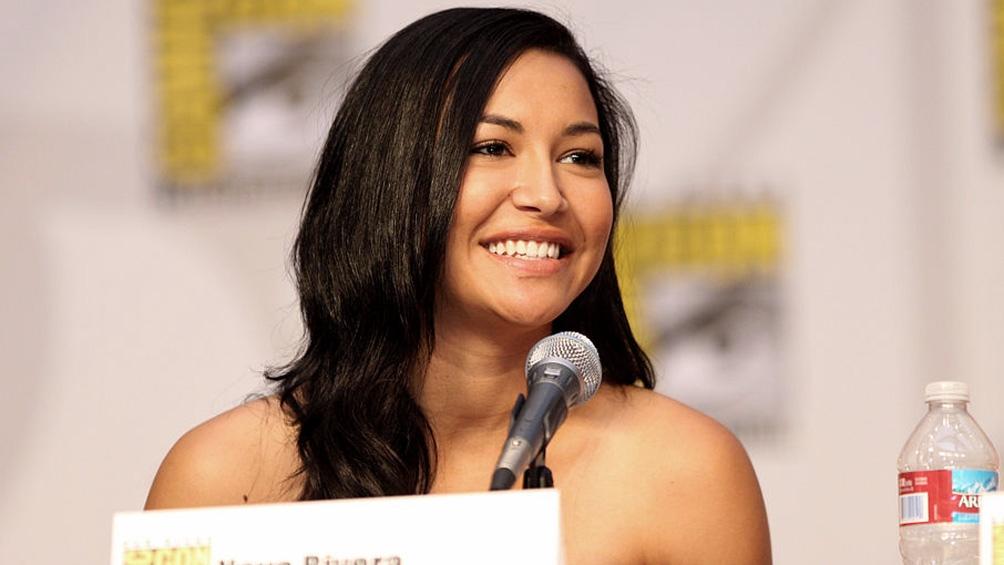 """Dan por muerta a Naya Rivera, actriz de la serie """"Glee"""""""