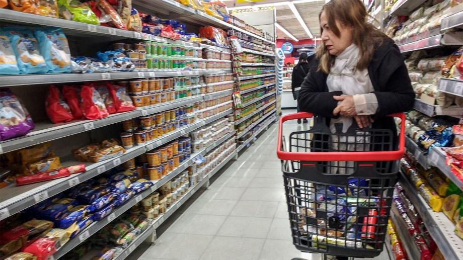 La inflación de octubre fue la más alta del año.