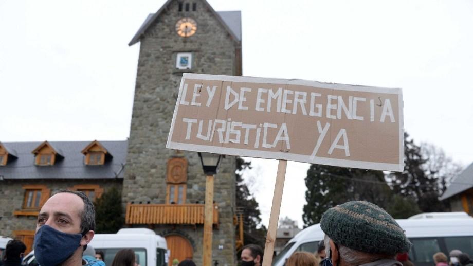 Las pérdidas proyectadas superan seis veces el presupuesto de gastos de la municipalidad de Bariloche. Archivo