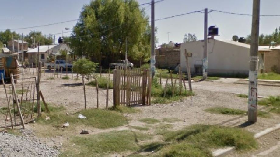 Los conflictos se desataron en Catan Lil y Mesopotamia, del barrio Valentina Sur. (Captura).-