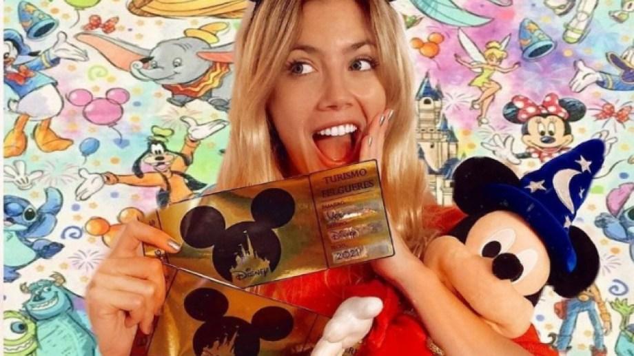 Stephanie Demner, una de las influencers que sube contenido de marcas.