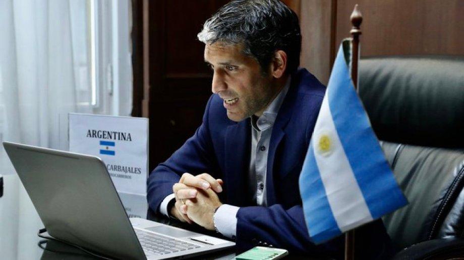 Juan José Carbajales es el funcionario de peso en la implementación de las políticas energéticas de la Nación.