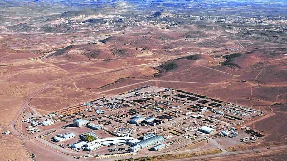 El gigante Cerro Dragón mantuvo estable su producción y sigue siendo la principal área productora de petróleo del país.