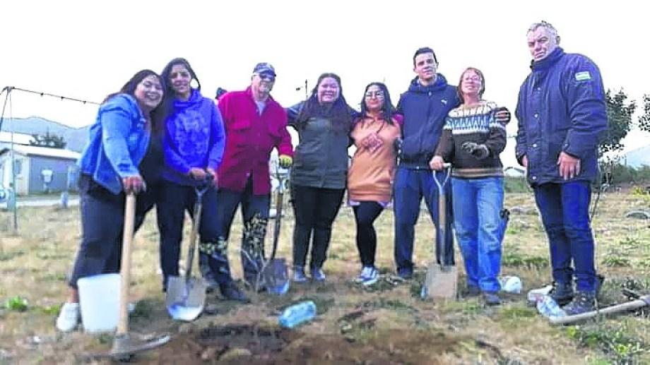 El grupo dio sus primeros pasos por octubre del año pasado y se sumaron personas de varios barrios de la ciudad.   Foto: gentilez