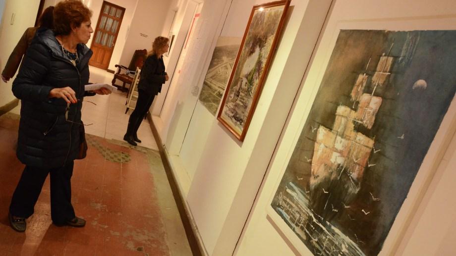 En los museos sólo se permitirán visitas individuales o de grupos familiares. Foto: Marcelo Ochoa.
