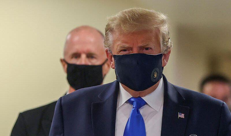 de Trump Otro con coronavirus funcionario