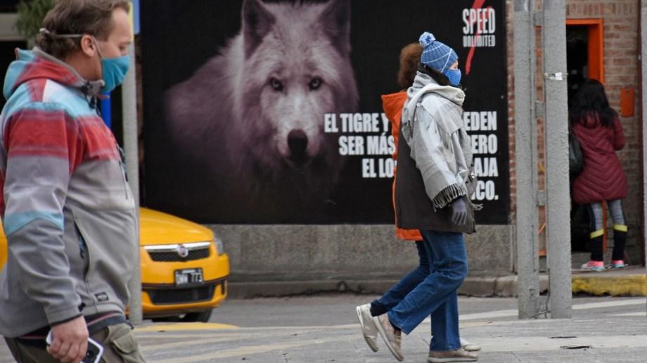 El 26 de junio fue el día que la provincia reportó un mayor número de casos en lo que va de la pandemia: 32 positivos. Foto Florencia Salto.