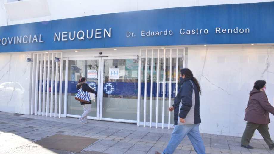 El Hospital Castro Rendón. Foto: Yamil regules
