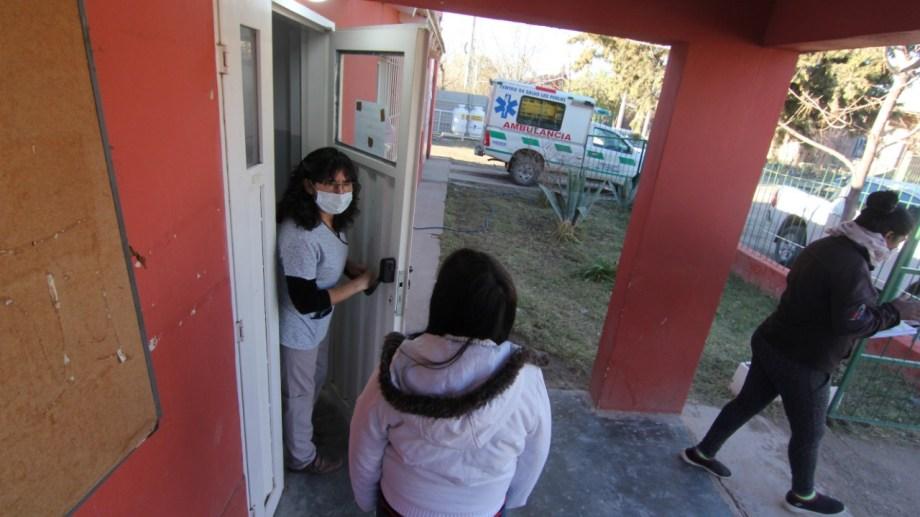 Los habitantes de Las Perlas exigen atención médica permanente. (Foto: Oscar Livera)